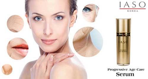 Phân biệt kem dưỡng chống lão hóa và tinh chất chống lão hóa cho da