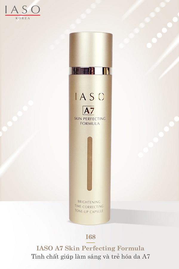 Tinh chất chống lão hóa IASO A7 phù hợp với da dầu